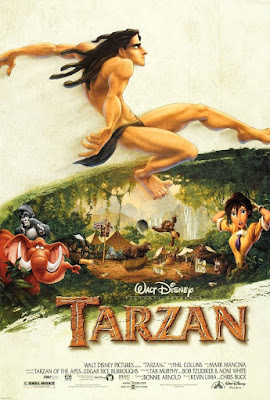 Tarzan 1999 Dual Audio Hindi Full Movie Download