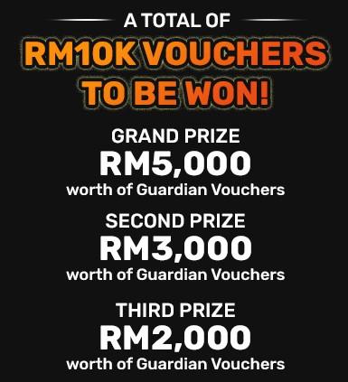 Guardian's TikTok Prizes