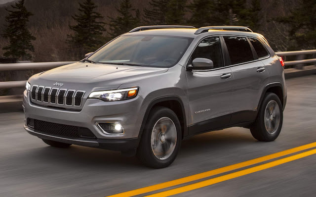 Jeep Cherokee Limited 2019