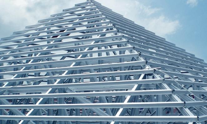 jenis bentuk baja ringan kupas tuntas rangka atap - rumah material