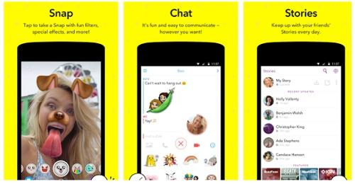 Aplikasi android chatting mencari teman baru