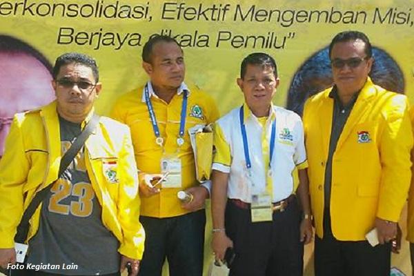 DPD Partai Golkar Kabupaten Sekadau Dukung Munaslub