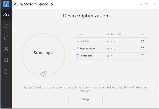 Avira System Speedup 2.7.0