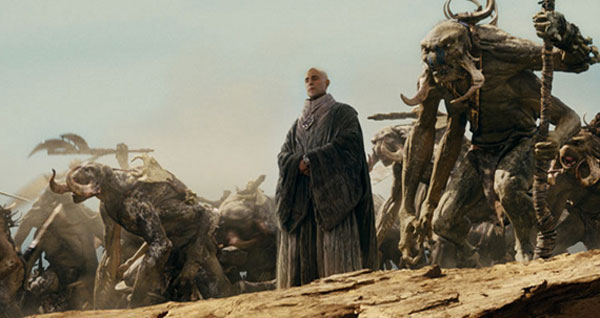 Mark Strong in John Carter