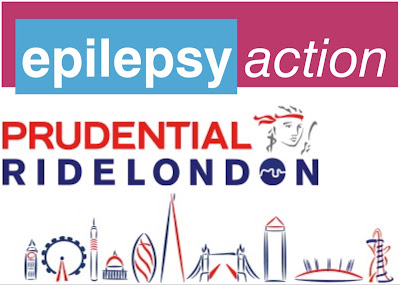 French Village Diaries Epilepsy Action Purple Day 2016 Ride London Surrey 100 Just giving