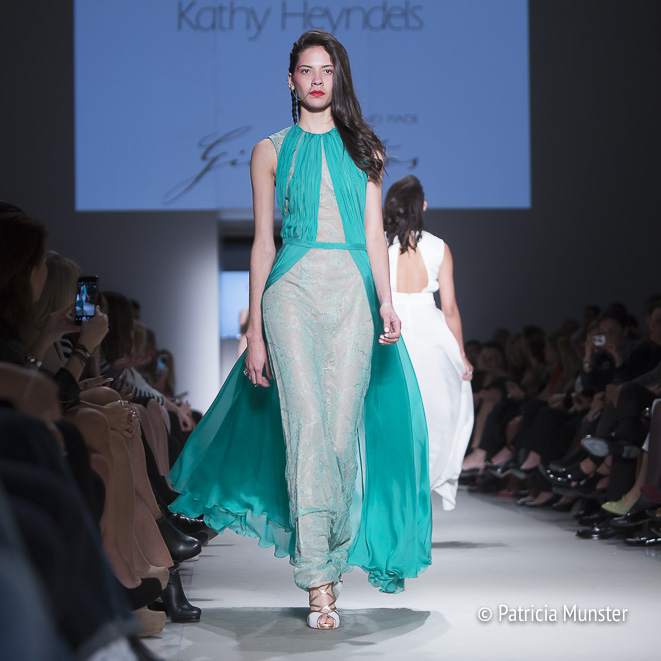 Kathy Heyndels Athens Fashion Week