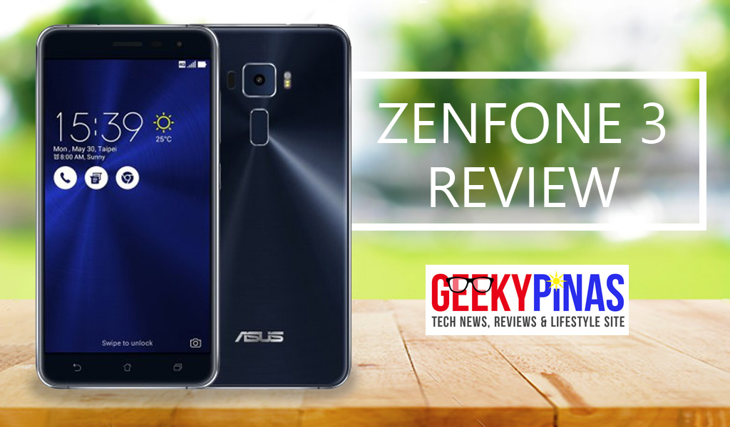 ASUS Zenfone 3 5.5 (ZE552KL) Review