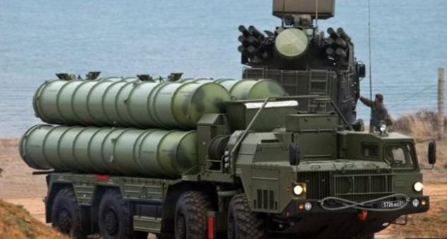 أردوغان: اتمام صفقة توريد صواريخ S-400 المضادة للصواريخ من روسيا.