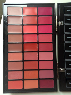 Bobbi Brown Artist Palette for Lips