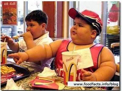 makanan segera membawa obesiti