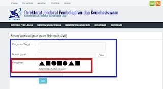 Cara Mudah Cek Nomor Ijazah secara Online di Website Dikti