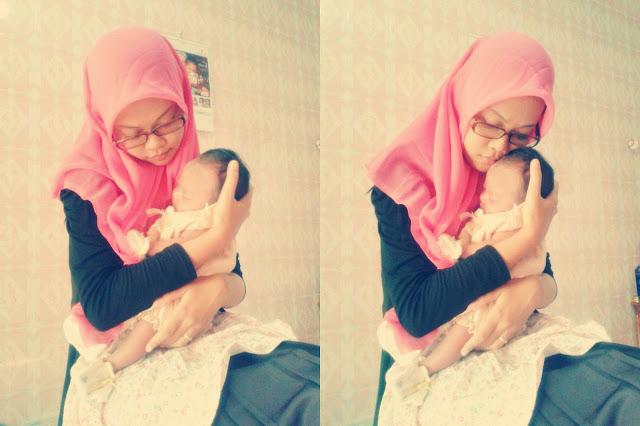 Tentang Menjadi Ibu