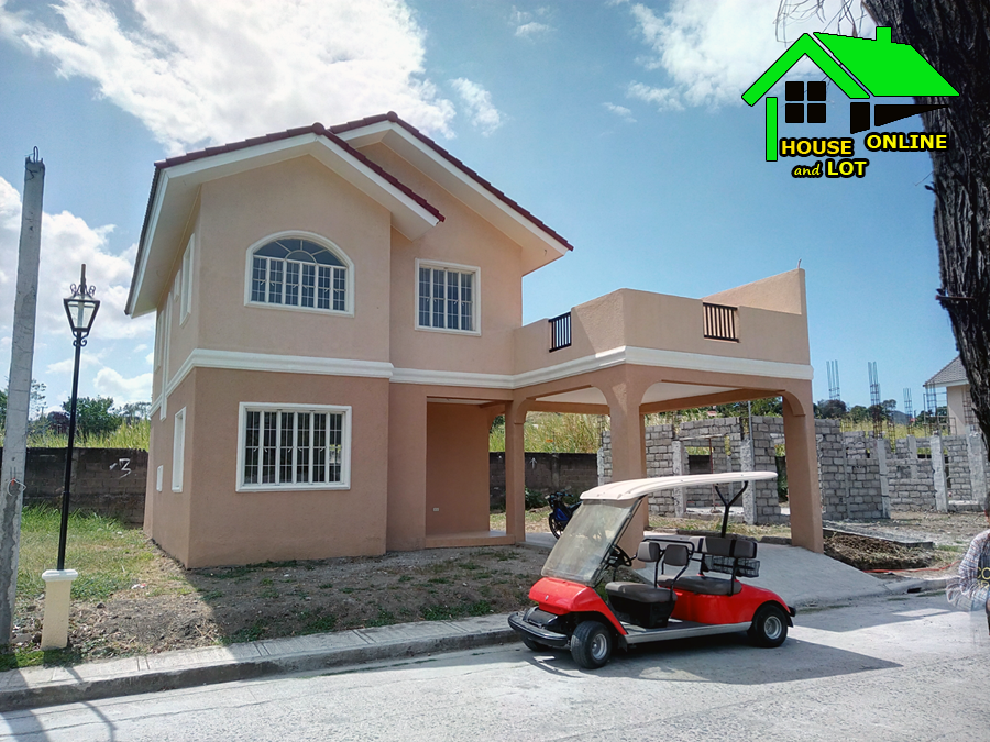 Castro model house
