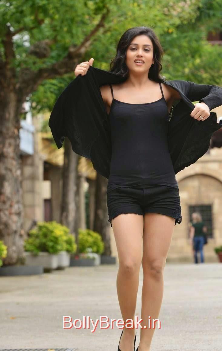 Mishti-Chakraborty-Stills-From-Chinnadana-Nee-Kosam-Movie-58, Hot HD Images Of Mishti Chakraborty in Black Dress
