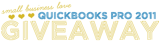 quickbooks giveaway