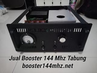 Deskripsi Produk Booster 144Mhz Tabung