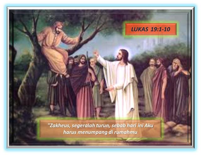 LUKAS 19:1-10