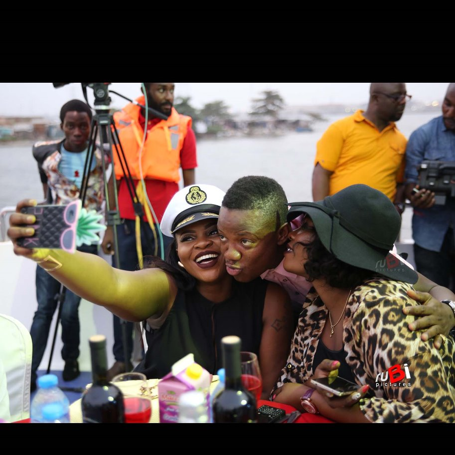 Nigerian Top celebrities storm TVC's Boat Cruise with LABI Show