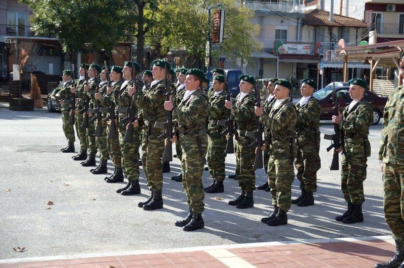 Εορτασμός Ημέρας Ενόπλων Δυνάμεων στον Δήμο Βόλβης