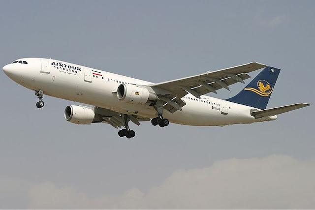 Gambar Foto Pesawat Airbus A300 08