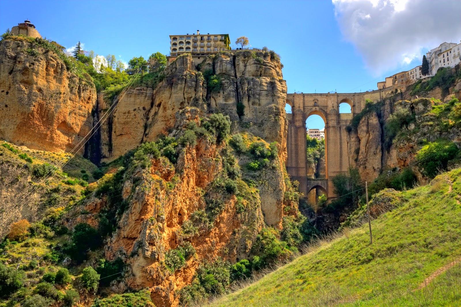 Ronda Spain, European's Most Magnificent Village