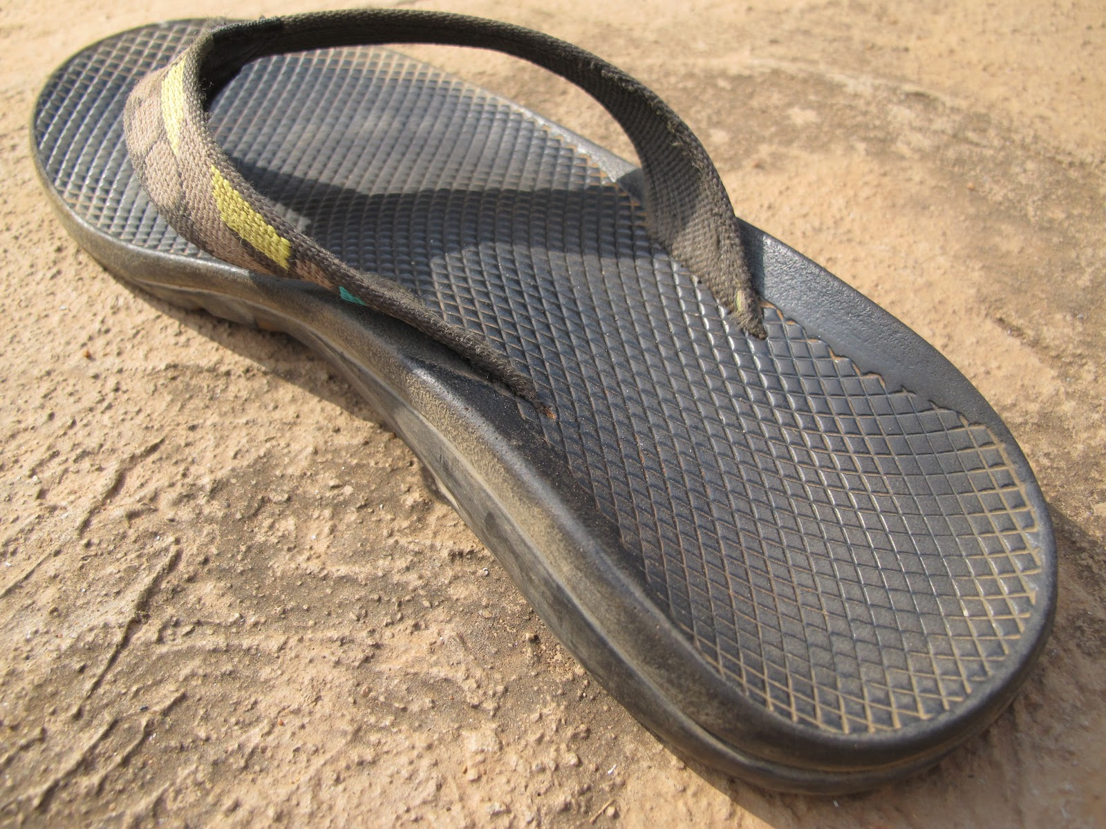 d229b681c3a1 I started wearing flip-flops in high school when I saw a buddy of mine  sporting the Fanning Reefs. You know