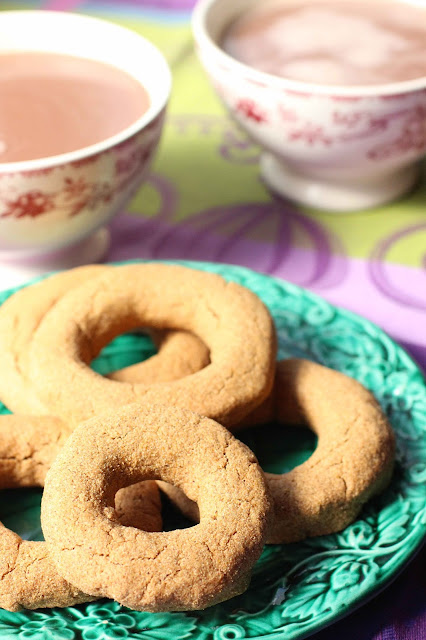 biscuits masa harina cafe