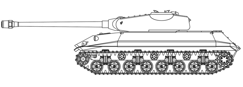 Tank Archives Object 257 The First Is 7