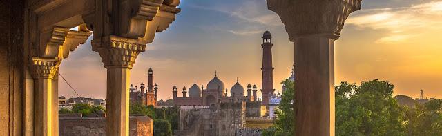 Beautiful Lahore