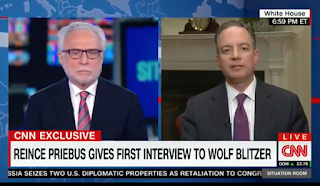 Priebus on Resignation: Trump Wanted to Go in a Different Direction