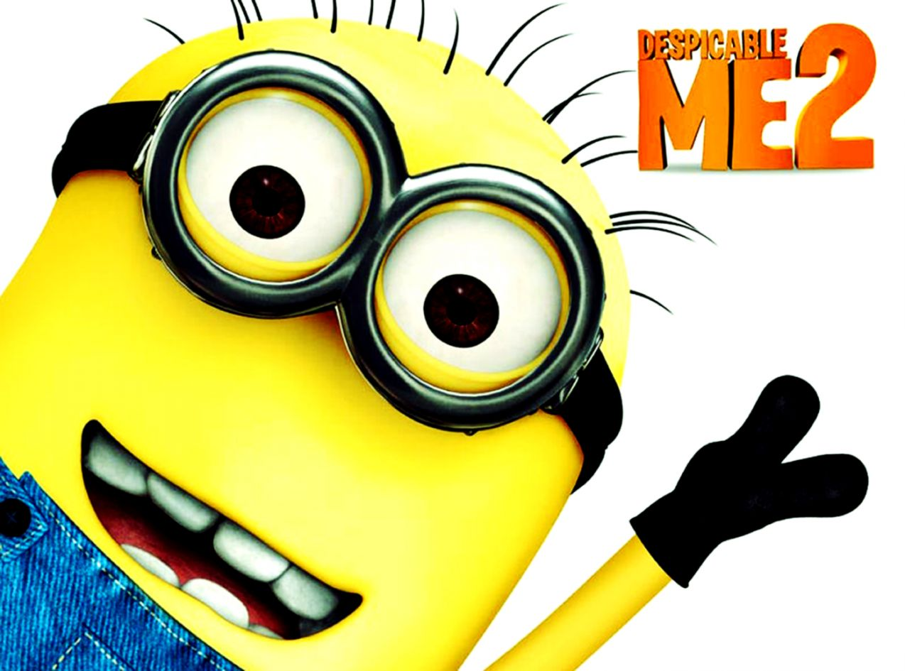 Fandango wants to send your family to see Despicable Me 2 DaDa