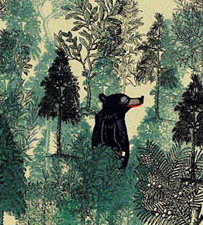 Bear Illustration: Wolf Erlbruch