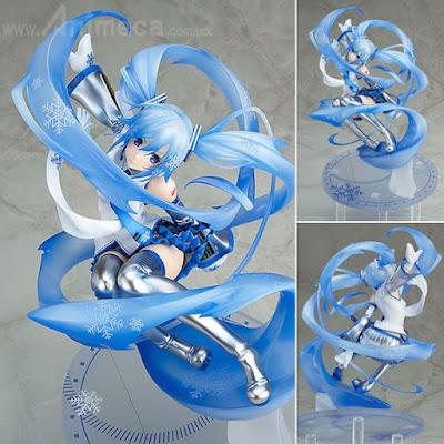 Figura Snow Miku Hatsune Miku Character Vocal Series 01