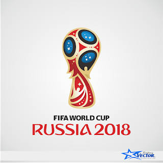 FIFA World Cup 2018 Logo Vector cdr Download