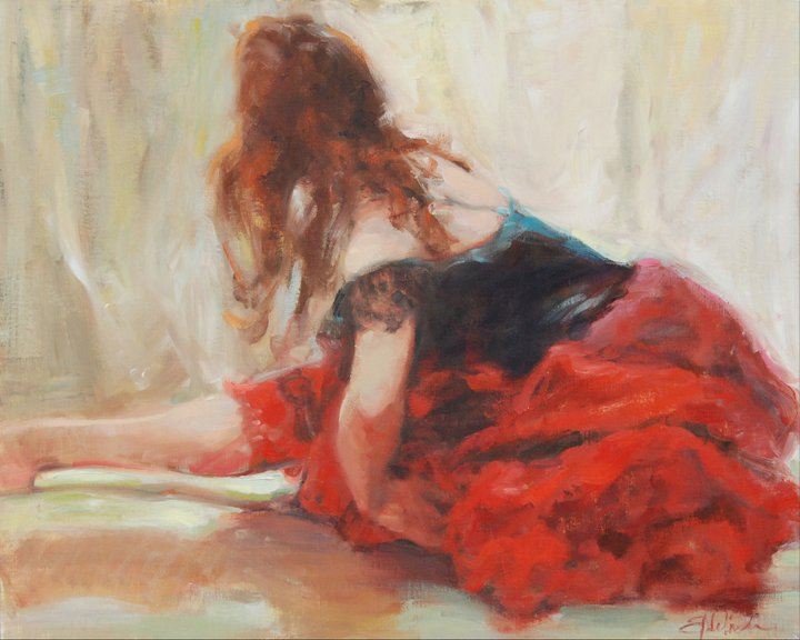 E. Melinda Morrison | American contemporary impressionist