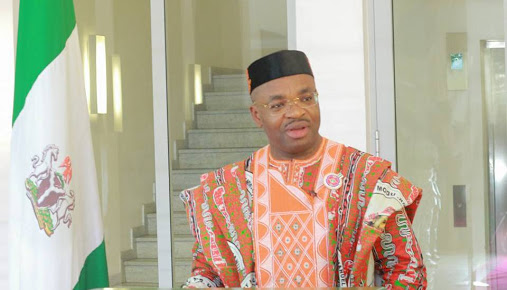 Akpabio's Brother Sacked By Akwa Ibom Governor
