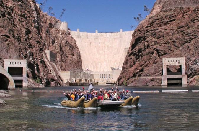 Como ir a represa Hoover Dam em Las Vegas