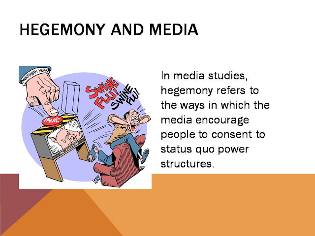 Hegemony and the Media