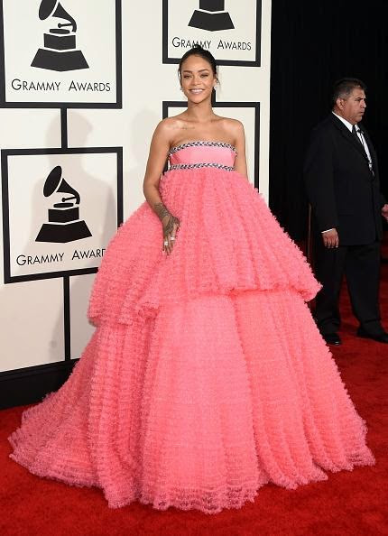 GRAMMY AWARDS: A 'Plush' View Of The Best And Worst Dressed!