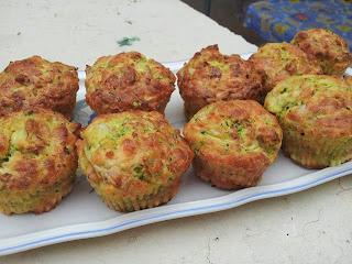 Recette des muffins au Thon
