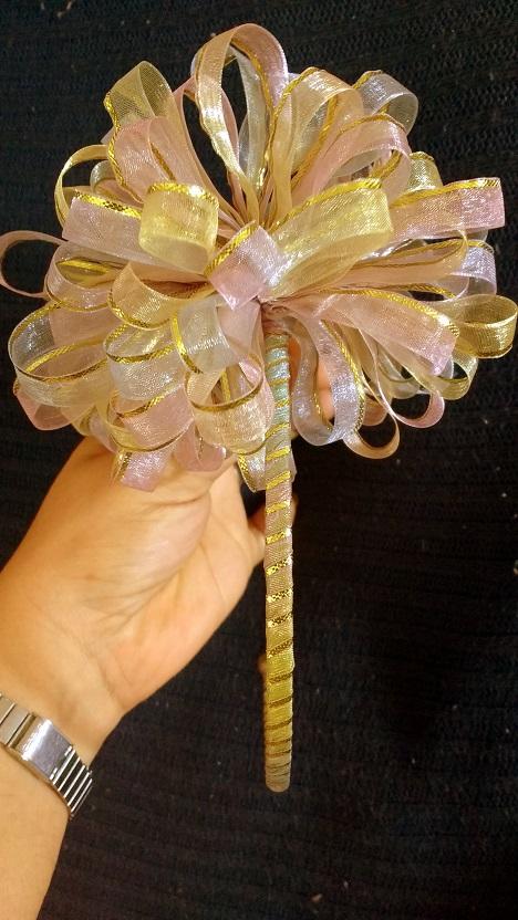 d28263b7708 Flores y moños para decorar, hacer accesorios o detalles especiales ...