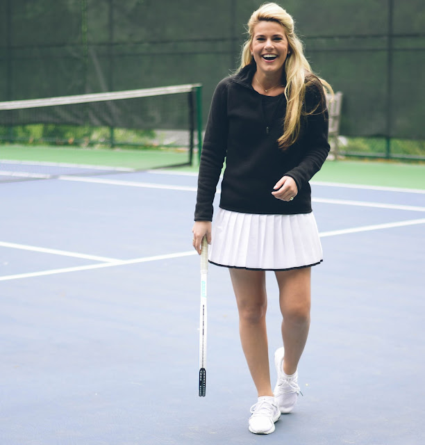 tennis outfits and the best ahtleisure pieces