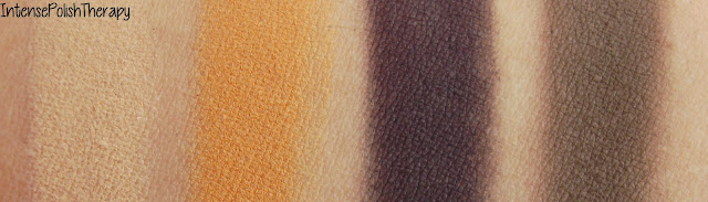 Avon True Color Matte Eyeshadow Quad - Desert Sunset