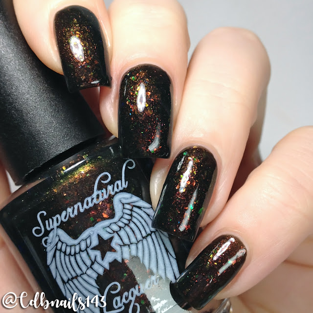 Supernatural Lacquer-The Road So Far