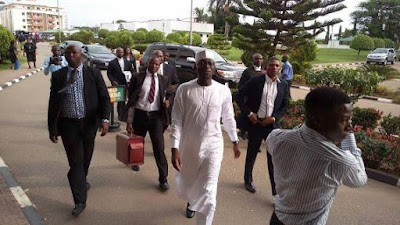 Report: Jibrin Drags House Of Reps Leaders To Court