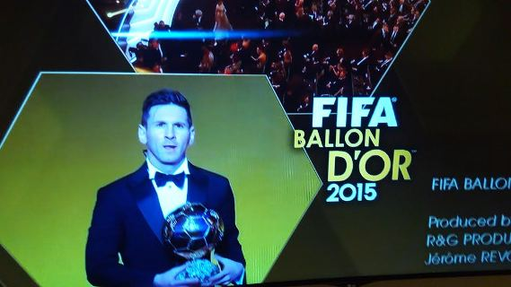 index - World Footballer of the Year 2015/;Lionel Messi