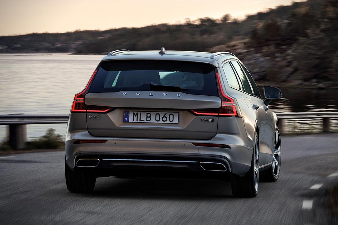 2019 Volvo V60 | TeknOlsun