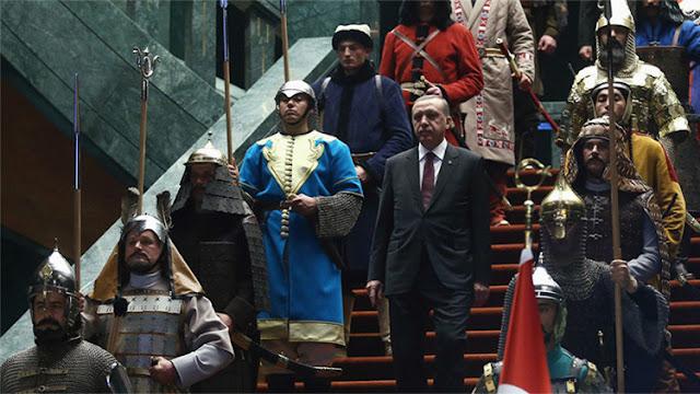 Erdogan construirá palacio a orillas del lago Van