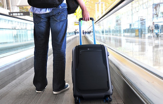 Lugares para comprar malas de viagem na Califórnia