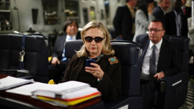 Hillary Clinton Emails - Texts from Hillary